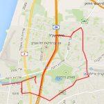 מרתון בתל אביב