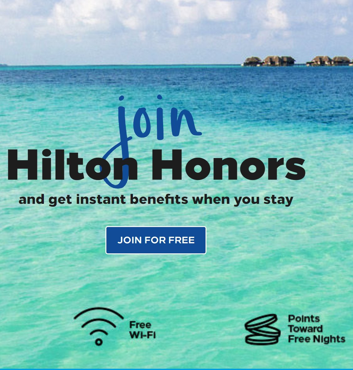 Hilton Honors Loyalty Club