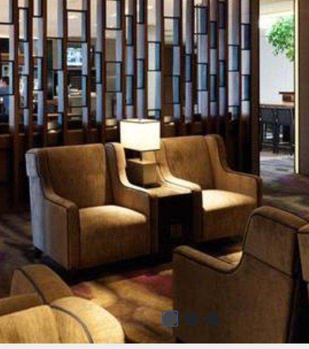 A Heathrow Lounge