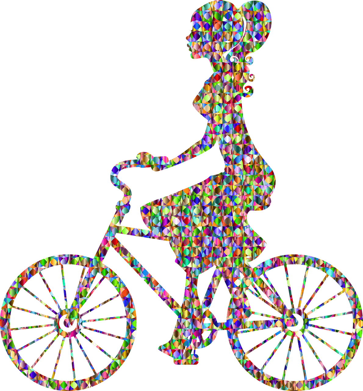 Colorful-clipart-bicycle