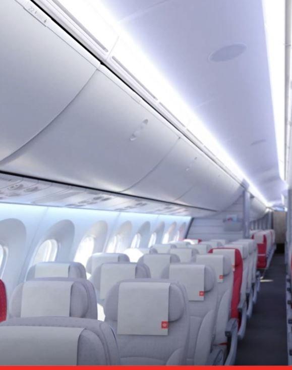 Royal Jordanian Dreamliner