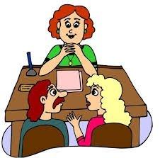 teacher parent conference