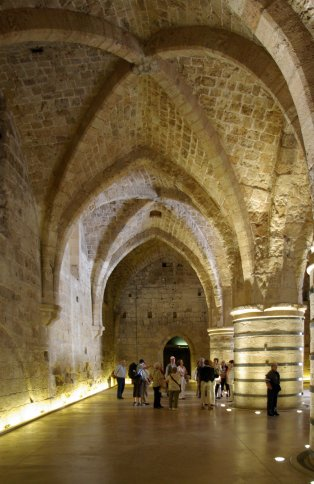 Acre - Knights' Halls