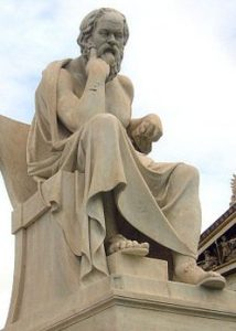 Was Socrates invented by the social networks?