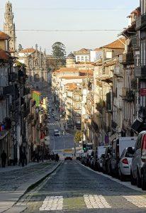 רחובות פורטו שלא בעונת התיירות