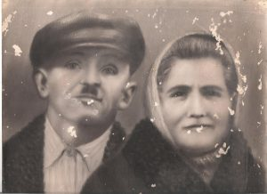 My grand father and grand mother