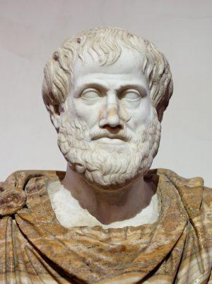פסל של אריסטו