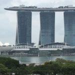 סינגפור, גורדי השחקים והרכב האוכלוסייה
