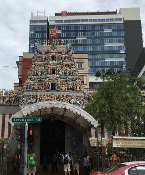 Sri-Mariamman-Temple Singapore