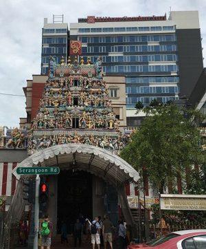 Sri-Mariamman-Temple Singapore