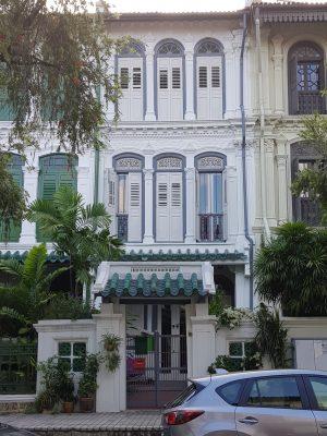 Paranakans-houses Singapore