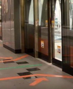 MRT-floor-signs-detais