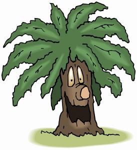 אילוסטרציה - עץ מחייך