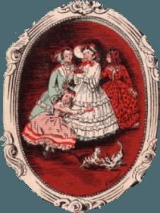 """המהדוה הישנה של """"נשים קטנות"""""""