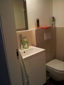 ארון בחדר מקלחת