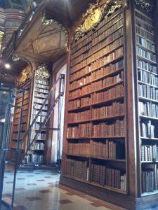 ספריות ישנות