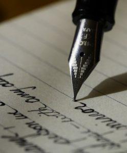 כתיבה ביד