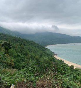 הנוף ממעבר היי וואן