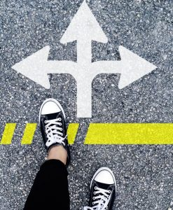 Choosing between options