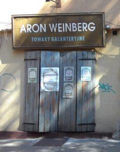 חנויות יהודיות שהפכו לבר