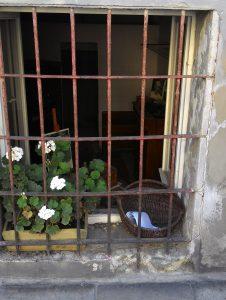 חלון ההנצחה של המשורר גבירטיג Gvirtig Memorial winfow
